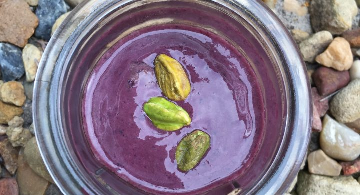 Plant Based Berry Superfood Smoothie Recipe