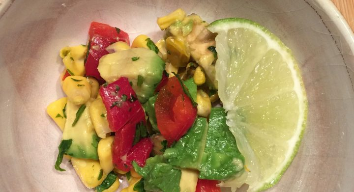 pbhk Mexican Salad recipe